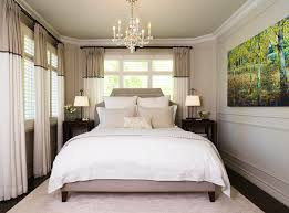 romantic gray bedrooms. Inspiration For A Transitional Bedroom Remodel In Toronto With Gray Walls And Dark Hardwood Romantic Bedrooms