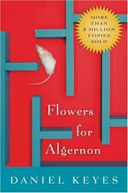 flowers for algernon by daniel keyes teen book review of fiction flowers for algernon by daniel keyes