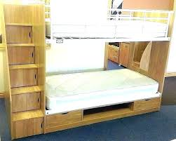 diy loft bed staircase bunk bed steps only beds with staircase storage drawer stairs for kids