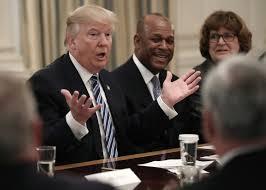 Us Cabinet Secretaries Trump Has Nominated No Second Tier Cabinet Officials Thats A