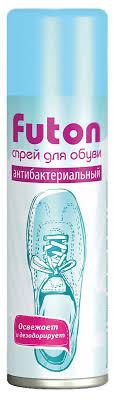 <b>Дезодорант для обуви Футон</b> с антимикробной защитой 153мл ...