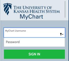 Ku Medical My Chart Https Mychart Kansashealthsystem Com Mychart The