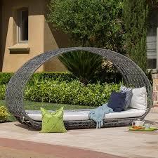 outdoor wicker daybed. Beautiful Outdoor Mistana Lavina Outdoor Wicker Daybed In Walmart