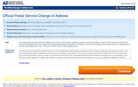 Print Change Of Address Form How To Officially Change Your Address Howchoo 17