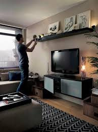 media shelf for wall mounted tv inspirational ikea lack shelf above tv