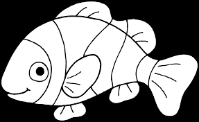 cute black and white goldfish clipart clipartfest goldfish clipart black and