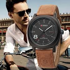 aliexpress com buy original curren business quartz watch men aliexpress com buy original curren business quartz watch men clock military army casual wrist watch leather fashion quality male relojes hombre from