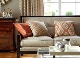 Pillows : Oversized Pillows For Couch Within Large Couch Pillows for Oversized  Sofa Pillows (Image