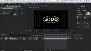 Free After Effects Countdown Timer Template Cmg Church Motion