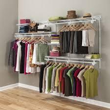 wall expandable closet organizer