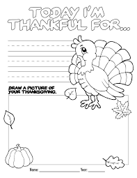 Collections Of Thanksgiving Printable Worksheets Free Easy