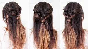 Luxy Hair Style easy everyday hairstyle luxy hair youtube 3507 by wearticles.com