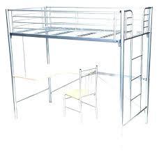 twin metal loft bed with desk metal bunk bed with desk underneath twin metal loft bed twin metal loft bed with desk