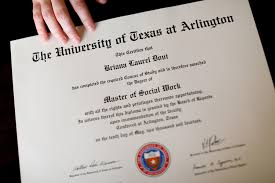 texas foster youth struggle to get college degrees kera news briana dovi got her master s degree in social work at the university of texas at arlington she now works as an intake clinician in a psychiatric hospital