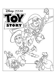 Personaggi Toy Story 2 Az Colorare