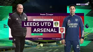 Leeds United vs Arsenal Highlights