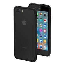 iphone 7 plus black. k11 bumper - iphone 7/8 plus cases iphone 7 black
