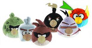 Buy Toys and Models - ANGRY BIRDS SPACE 5-IN PLUSH - BLUE BIRD -  Archonia.com