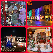 Christmas Light Displays In Southeast Michigan Christmas Lights In Metro Detroit Archives Mrs Webers