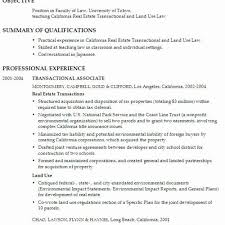 34 Perfect Attorney Resume Examples Sierra