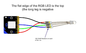 microbit rgb led tutorial microbit learnlearn co uk wiring diagram click to enlarge