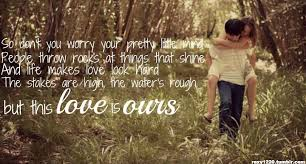 Cute Country Love Quotes Magnificent Couple Quotes Cute Country Couple Quotes Tumblr With Lyrics