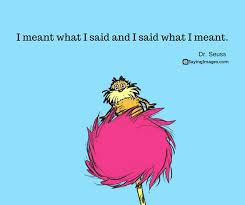 Dr Seuss Love Quote Fascinating Drseuss Quotes About Love My Recent Quotes