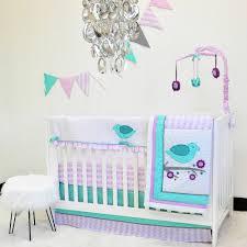 pam grace creations lovebird 10 piece crib bedding set lavendar com