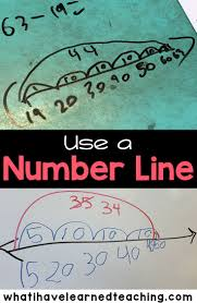 best math images teaching math math activities learning to use an number line to describe and figure out math problems is an essential