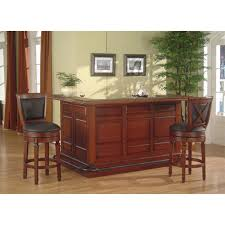 ECI Furniture 1150 Manchester Raised Panel Return Bar homeclick