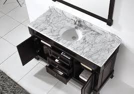 48 bathroom vanity with top and sink. 60 single sink bathroom vanity top - best 2017 virtu usa gs 4060 wmro dw huntshire inch 48 with and