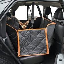 outstanding hammock pet seat cover waterproof quilted non slip pet dog car seat cover hammock pet