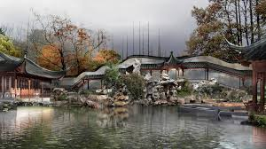 Small Picture Chinese Garden Design Image On Brilliant Home Design Style About
