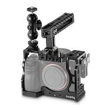 <b>SmallRig</b> A7RIII <b>Camera Cage</b> Kit for Sony A7RIII/A7III With Ball ...