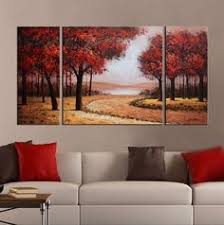 classic realism three panels horizontal print wall decor home decoration future house by pinterest canvases paintings and stretched canvas prints on horizontal wall art amazon with classic realism three panels horizontal print wall decor home