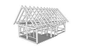 Raptor Mews Design Hawk Mews Timber Frame Cut