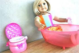 18 inch doll bathtub now