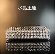 Decorative Metal Serving Trays Fashion decorative metal crystal tray mirror tray wedding 21