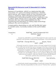 100 Oncology Nurse Resume Example Best 20 Nursing Resume