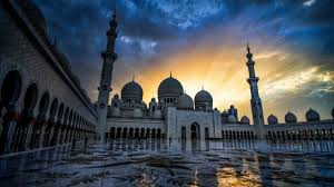 sheikh zayed grand mosque hd wallpaper wallpaperfx