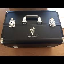younique makeup trunk brand new