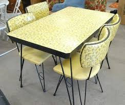 formica kitchen table and chairs old kitchen tables and chairs vintage chrome ed ice retro kitchen