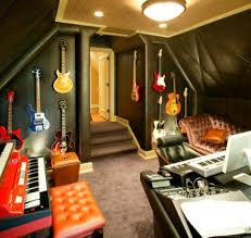 How To Decorate A Home Music Room. I wouldn't know whether to sleep