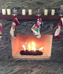 indoor fireplace black ice clear fire glass small ¼ inch ½ inch
