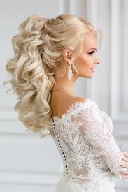 Wedding Hair Style Picture best 20 curly wedding hairstyles ideas homeing 7105 by wearticles.com
