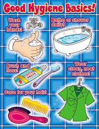 Personal Hygiene Hygiene Lessons Classroom Board