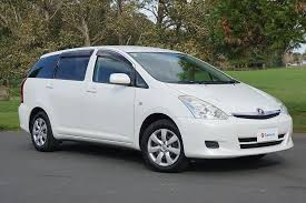 Toyota Wish 2003-2009 used car review | Trade Me