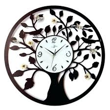 large office wall clocks. Interesting New Wrought Iron Kitchen Wall Clocks Small Room Home Office In Large