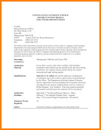 7 Resume For Volunteer Work Self Introduce