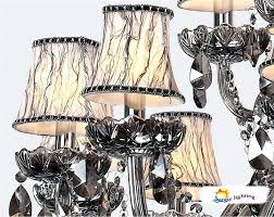 full size of grey chandelier earrings arms large smoky crystal chanlier for living room castle small